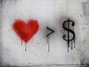 Love and money: How do you make it work?