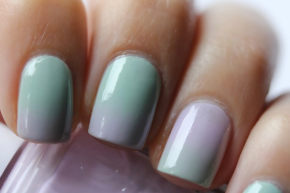 Ridiculously easy beauty how to: Ombre nails